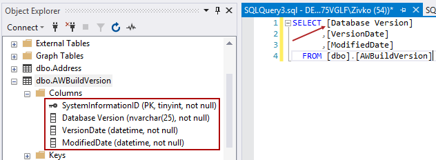 T-SQL identifiers may require delimiting