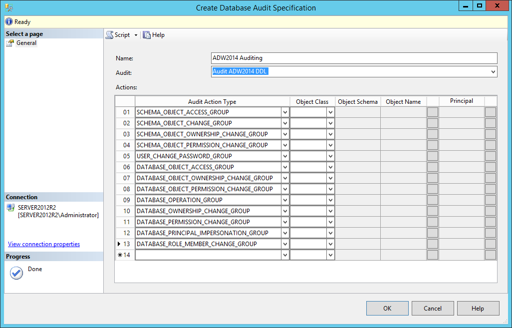 Sql Server Database Security Auditing Solution Center