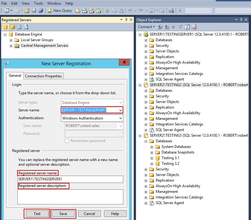 Manage and monitor SQL Server backups from a central location