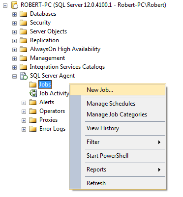 Create Daily Database Backups With Unique Names In Sql Server