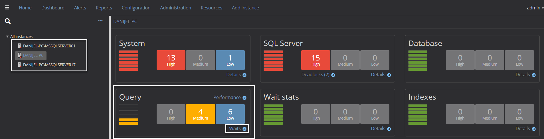 How to investigate SQL Server performance issues caused by