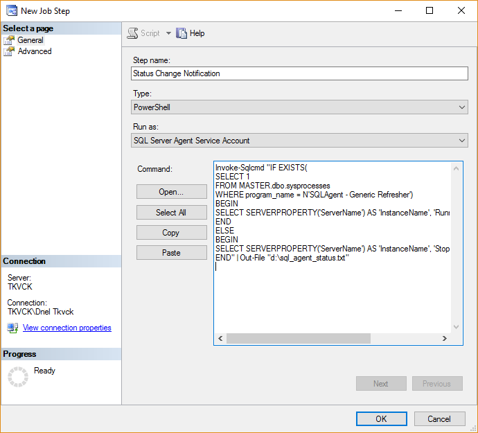 How to automate monitoring and alerting on SQL Server Agent