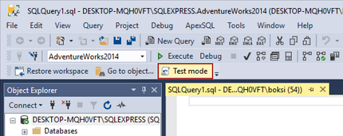 How To Prevent Accidental Data Loss From Executing A Query In Sql