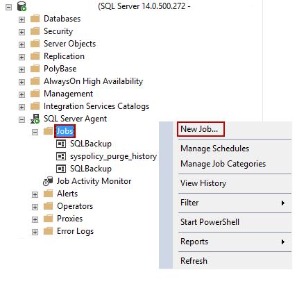 Multi server PowerShell script to backup SQL Server
