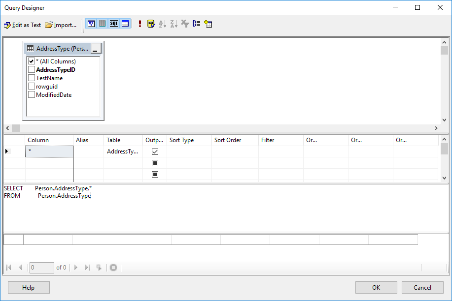 How to export SQL Server data to a CSV file