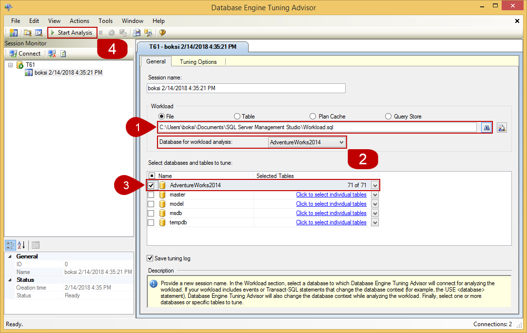 How to optimize SQL Server query performance - Statistics, Joins and Index Tuning