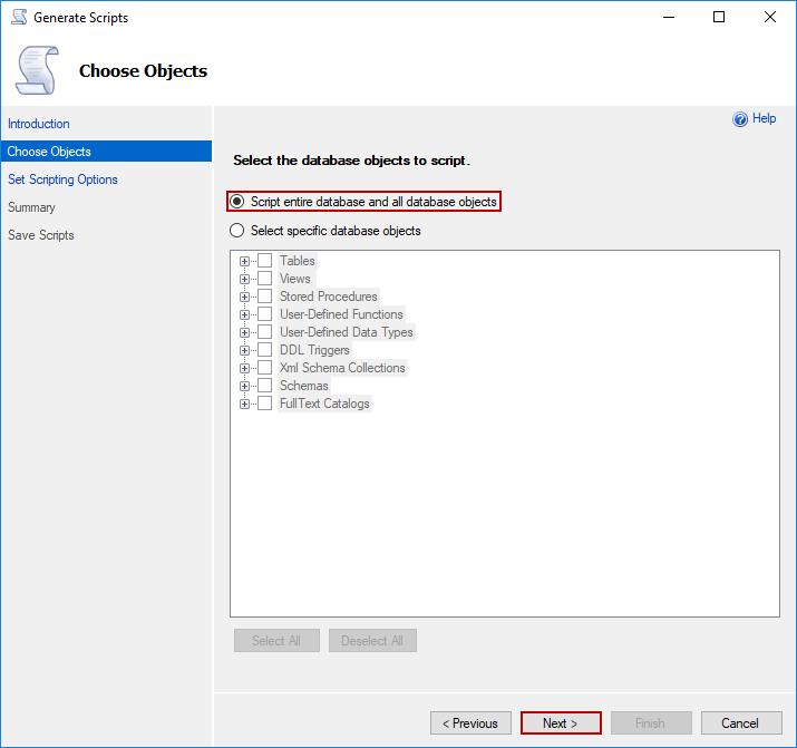 如何将SQL Server数据库迁移到SQL Server的较新版本