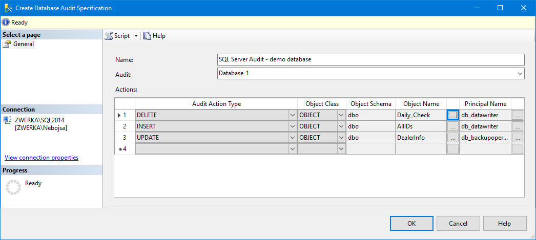 SQL Auditing tools overview - SQL Server Audit