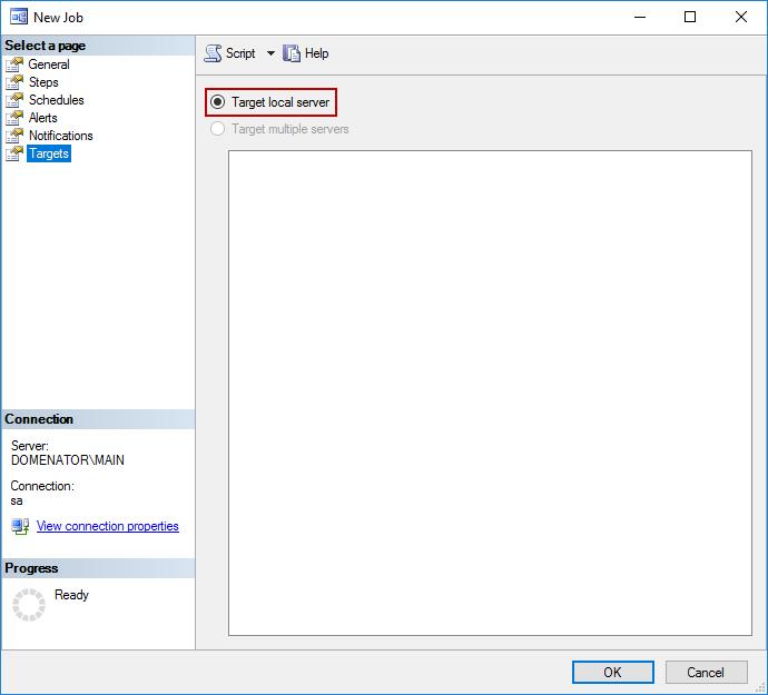 How to automate SQL Server defragmentation using policies